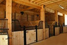 Barns and stables  / by Laceyand Embolism