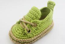Crochet (Buty, skarpetki)