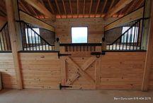 Horse barn ideas