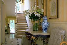 Entrys & foyers / by Janet Bennett