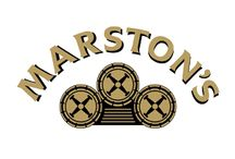 Marstons / The secret to the beers and ales produced at the Marston's brewery lies in the quality of the local spring water used in the brewing process. Coupled with a unique Burton Union brewing method now - only used by Marston's - means they produce a range of beers and ales unlike any other. From traditional ales, IPA's and blonde beers Marston's name is synonymous with quality brewing.