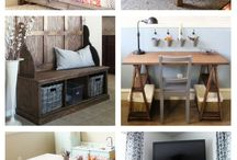 furniture DIY projects / by Beverly Goodrich