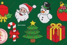 Natal ponto cruz