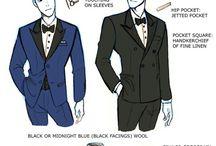 estudos roupas