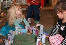 Kinderzimmer / Einrichtung, Gestaltung, Organisation, Betten