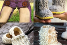 Crochet ideas / by Tracey Stamm