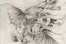 desenhos inspiraçao
