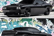dodge challenger paint schemes