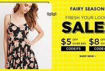 Fairy Season Coupon Codes & Promo Codes