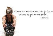 Be Motivated / by Jennifer Carras