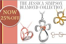 Collection - Jessica Simpson / 0 / by Samuels Jewelers