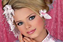 Pageant head shots pics I like / by Amy Samudio
