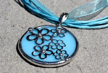beaded and/or glass jewelry & trinkets / by Robyn Murphey-Hjort