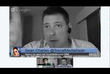 Social Time TV / Recent Episodes of Social Time TV  Enjoy :) #SocialTimeTV / by Sean Charles @SocialMediaSean