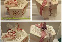 stampin up box