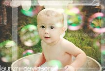 6 Month Baby / by Always N Forever Photography