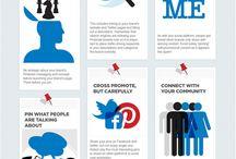 Social Media Inspiration / #Inspiration #Best #Practices #Social #Media #Web #Pinterest #Twitter #Facebook #Google+ et al.