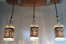 světla v baru