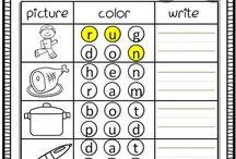 Grade 1 modified language