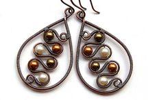 drôtenné šperky
