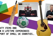 eBay Small Charity Week Auctions / Items available from 19th June - 29th June 2014 via ebay.co.uk