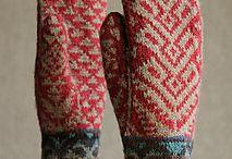 tricot pour les yeux