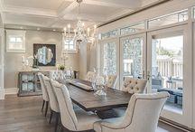 Interior design-dining room