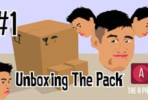 Unboxing the Pack #1