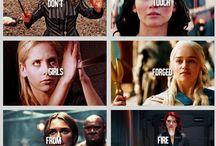 Movie Heroines