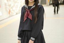 옷차림 - 교복