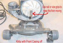 Kirby repairs