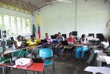 Visitas a IE / fotos de visitas jornadas pedagogicas