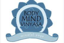 BodyMind Vinyasa / Mindful Yoga on the Flipside  Teacher:  Retief Sevenster  Email:  retief.sevenstar@gmail.com  https://www.facebook.com/BodyMindVinyasa