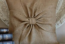 Linen inspirace / lněné výrobky
