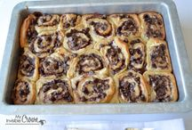 Sweet rolls..... Roly poly / by Anna Snellings
