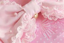 Laços Rosas