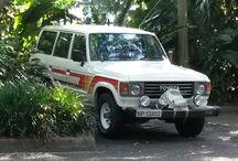 Cars / 1987 Land Cruiser FJ60
