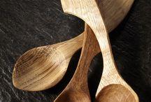 Wood carwing