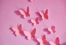 Farfalle, idee creative