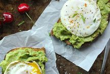 Healthy B/fast Ideas