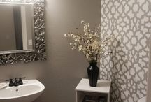 Bathroom Ideas / by Jessica Bashaw