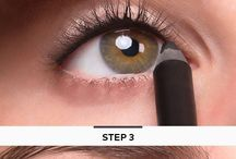 make-up. tips