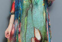 Painted coat ideas
