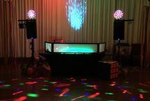 Disco Set up