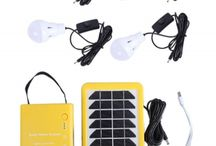 Αυτόνομο Φωτοβολταϊκό Συστήματα φωτισμού με 4 Λάμπες LED μόνο 46,95€