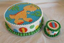 Tortas De Primer Cumpleaños