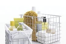 Bathroom Essentials / Find everything you need to make your bathroom functional and stylish.
