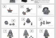 LEGO – How to make