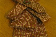 ネクタイの再利用アイデア