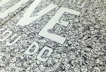 Doodle Art / Doodle art inspirations